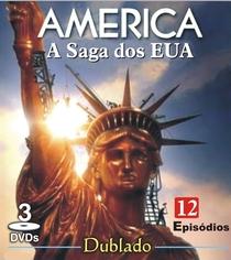 America: A Saga dos Estados Unidos - Poster / Capa / Cartaz - Oficial 2