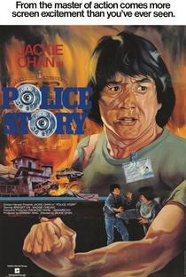 Police Story: A Guerra das Drogas - Poster / Capa / Cartaz - Oficial 2
