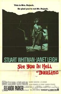 Eu Te Verei no Inferno, Querida - Poster / Capa / Cartaz - Oficial 2