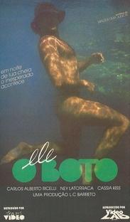 Ele, o Boto - Poster / Capa / Cartaz - Oficial 2