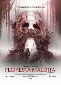 Floresta Maldita - Poster / Capa / Cartaz - Oficial 4