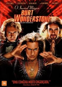 O Incrível Mágico Burt Wonderstone - Poster / Capa / Cartaz - Oficial 6