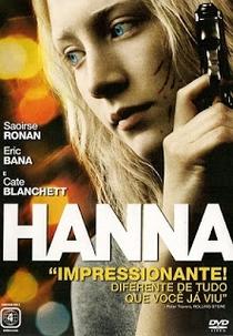 Hanna - Poster / Capa / Cartaz - Oficial 8