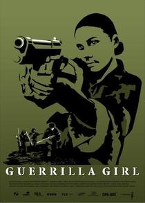 Guerrilla Girl - Poster / Capa / Cartaz - Oficial 1