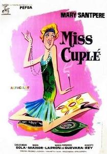 Miss Cuplé - Poster / Capa / Cartaz - Oficial 1