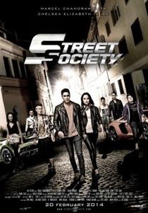 Sociedade da rua  - Poster / Capa / Cartaz - Oficial 1