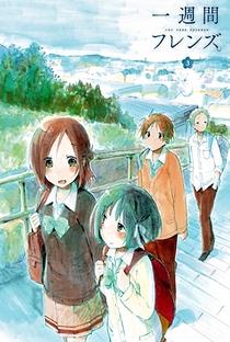 Isshuukan Friends. - Poster / Capa / Cartaz - Oficial 1