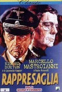 Massacre em Roma - Poster / Capa / Cartaz - Oficial 2