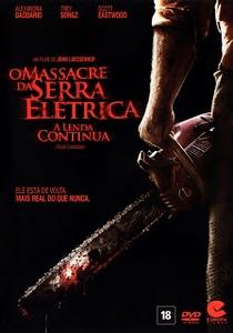 O Massacre da Serra Elétrica 3D - A Lenda Continua - Poster / Capa / Cartaz - Oficial 7