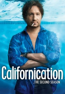 Californication (2ª Temporada) - Poster / Capa / Cartaz - Oficial 2