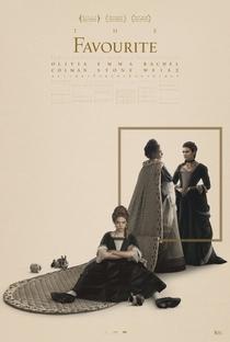 The Favourite - Poster / Capa / Cartaz - Oficial 2