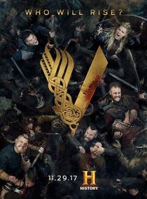 Vikings (5ª Temporada) - Poster / Capa / Cartaz - Oficial 1