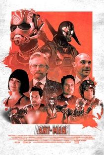 Homem-Formiga - Poster / Capa / Cartaz - Oficial 30