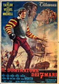 O Pirata Real - Poster / Capa / Cartaz - Oficial 2