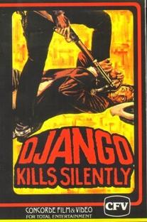 Django Mata em Silêncio - Poster / Capa / Cartaz - Oficial 2
