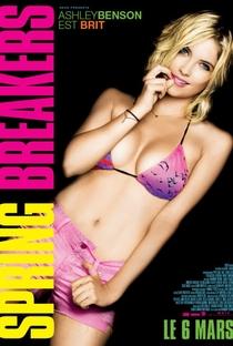 Spring Breakers: Garotas Perigosas - Poster / Capa / Cartaz - Oficial 11