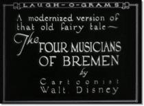 Os Quatro Músicos de Bremen - Poster / Capa / Cartaz - Oficial 1
