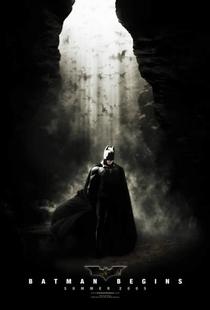 Batman Begins - Poster / Capa / Cartaz - Oficial 4