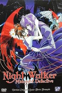Night Walker: Mayonaka no Tantei - Poster / Capa / Cartaz - Oficial 5