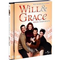 Will & Grace (6ª Temporada) - Poster / Capa / Cartaz - Oficial 2