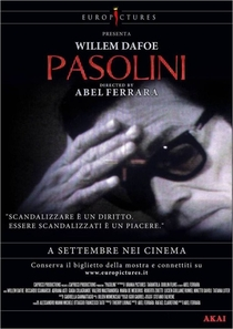 Pasolini - Poster / Capa / Cartaz - Oficial 2