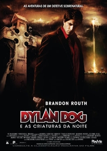 Dylan Dog e as Criaturas da Noite - Poster / Capa / Cartaz - Oficial 1