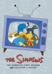 Os Simpsons (1ª Temporada) - Poster / Capa / Cartaz - Oficial 2