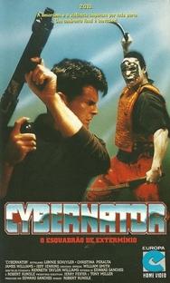 Cybernator - O Esquadrão de Extermínio - Poster / Capa / Cartaz - Oficial 2