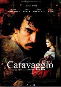 Caravaggio - Poster / Capa / Cartaz - Oficial 1