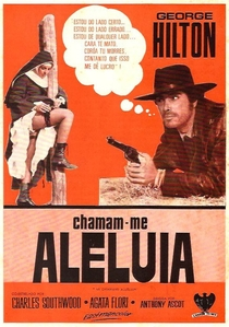 Chamam-me Aleluia - Poster / Capa / Cartaz - Oficial 1