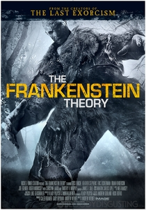 The Frankenstein Theory - Poster / Capa / Cartaz - Oficial 1