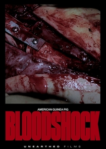 American Guinea Pig: Bloodshock - Poster / Capa / Cartaz - Oficial 1