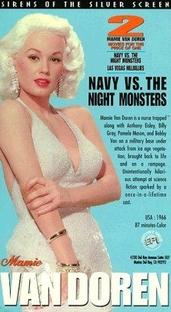 Monstros da Noite - Poster / Capa / Cartaz - Oficial 2
