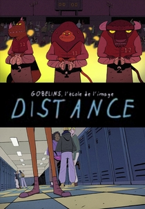 Distance - Poster / Capa / Cartaz - Oficial 1