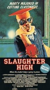 Slaughter High - Poster / Capa / Cartaz - Oficial 4