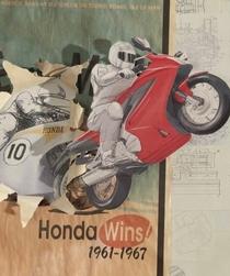Honda Paper - Poster / Capa / Cartaz - Oficial 1