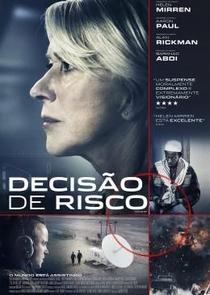 Decisão de Risco - Poster / Capa / Cartaz - Oficial 2