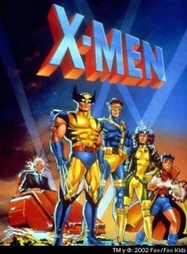 X-Men: A Série Animada (1ª Temporada) - Poster / Capa / Cartaz - Oficial 3