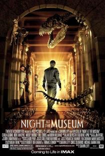 Uma Noite no Museu - Poster / Capa / Cartaz - Oficial 1