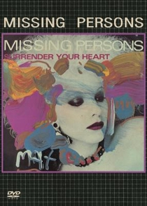 Missing Persons ‎– Surrender Your Heart - Poster / Capa / Cartaz - Oficial 1