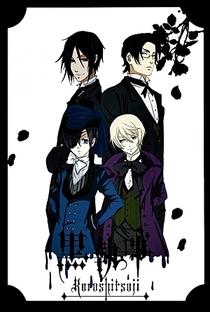 Kuroshitsuji (1ª Temporada) - Poster / Capa / Cartaz - Oficial 31