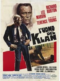 O Homem da Klã - Poster / Capa / Cartaz - Oficial 5