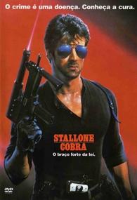 Stallone: Cobra - Poster / Capa / Cartaz - Oficial 3