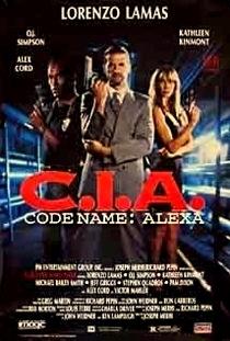C.I.A. - Operação Alexa - Poster / Capa / Cartaz - Oficial 1