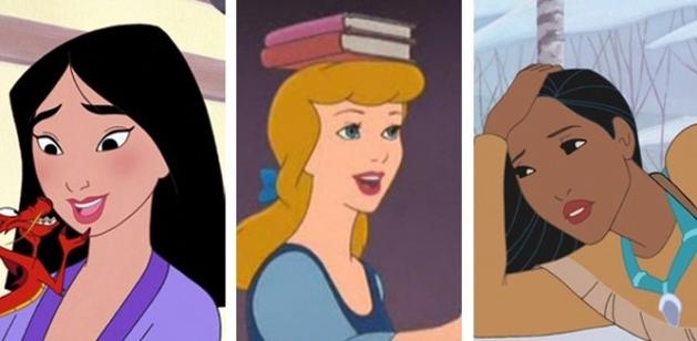Princesas: Estudo afirma que personagens não são boas influências para meninas