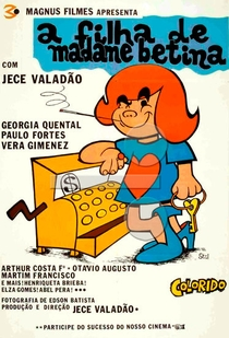 A Filha de Madame Betina - Poster / Capa / Cartaz - Oficial 2