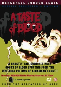 A Taste of Blood - Poster / Capa / Cartaz - Oficial 3
