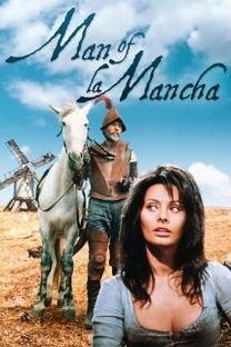 O Homem de La Mancha - Poster / Capa / Cartaz - Oficial 1