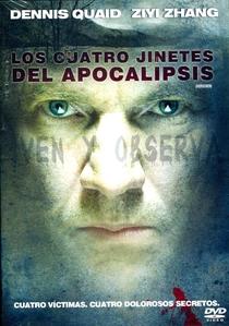 Os Cavaleiros do Apocalipse - Poster / Capa / Cartaz - Oficial 4