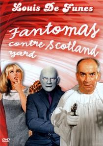 O Fantasma Contra Scotland Yard - Poster / Capa / Cartaz - Oficial 2